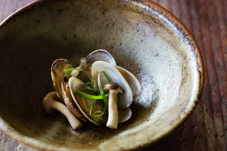 A Bowl of Osuimono