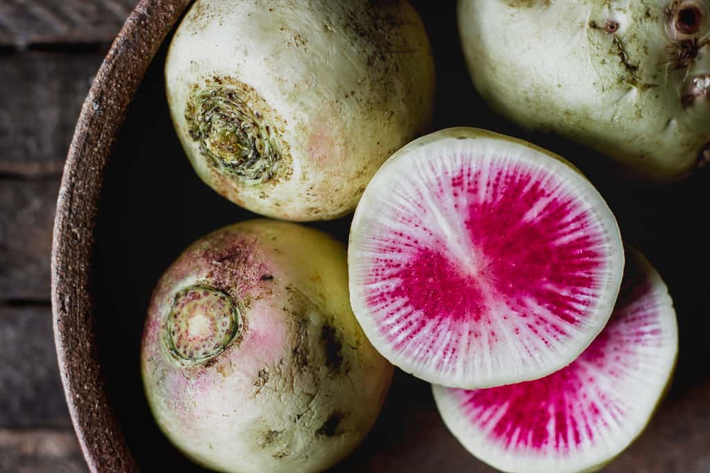 Pickled Watermelon Radish