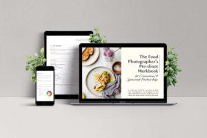 Food Photographer's Pre-Shoot Workbook