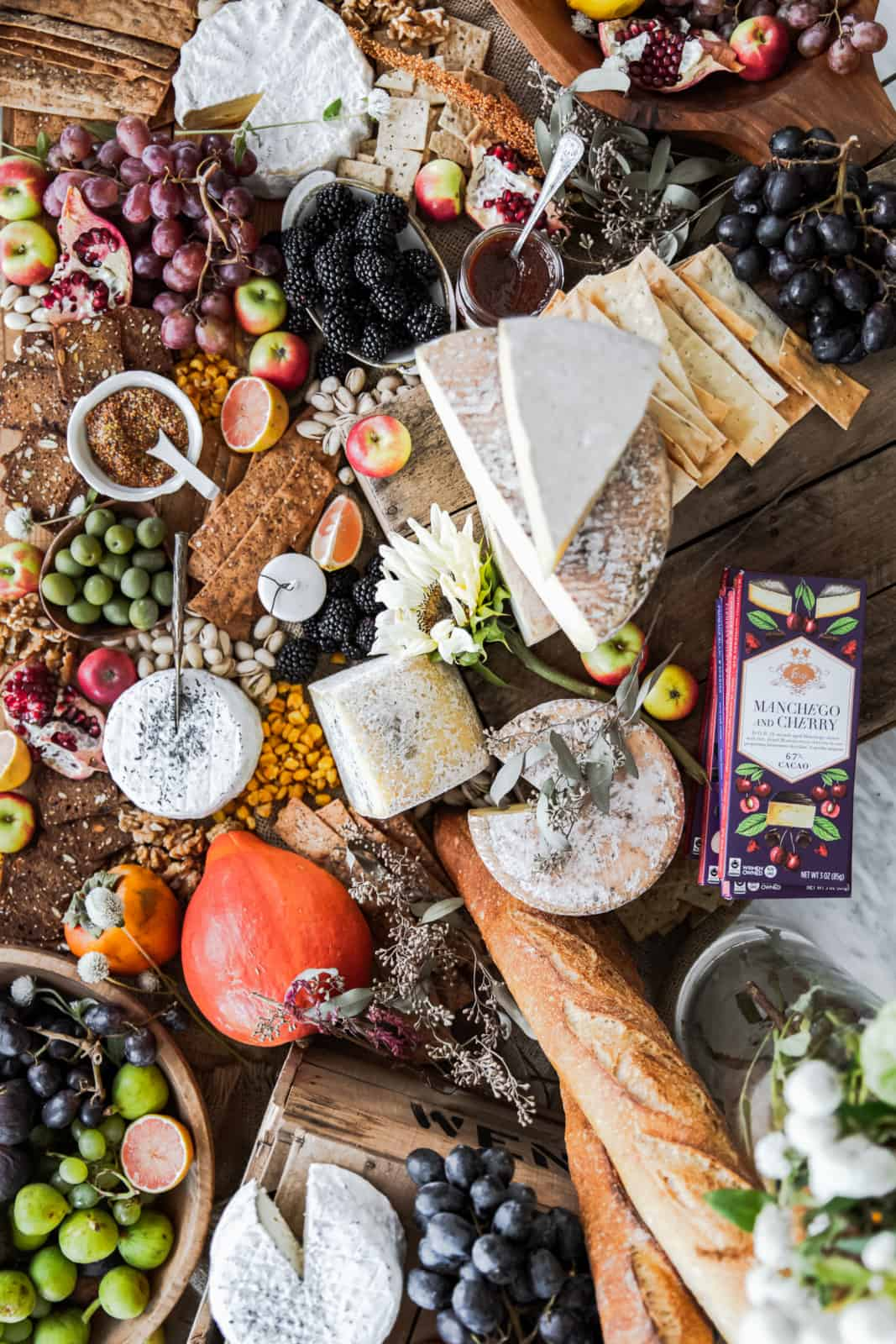 Fall Cheese and Cocktails Workshop 2019